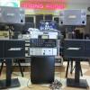 dàn karaoke gia đình cao cấp BMB 850 + Bose 301AV