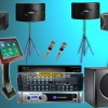 Dàn karaoke khủng – Siêu VIP chuyên loa Mỹ