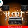 Bộ dàn karaoke giá rẻ HA-02
