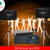 Dàn karaoke cao cấp HA-07