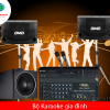 Bộ dàn karaoke cao cấp HA-08