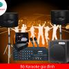 Dàn karaoke cao cấp HA-11