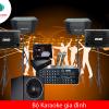 Dàn karaoke cao cấp HA-16