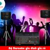 Dàn karaoke giá rẻ HA-19