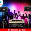 Dàn karaoke HA-21