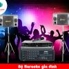 Dàn karaoke mức giá tầm trung HA-23