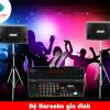 Dàn karaoke HA-25