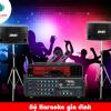 Dàn karaoke HA-26