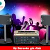 Dàn karaoke mức giá tầm trung HA-33