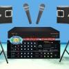 Bộ dàn karaoke gia đình HO 26