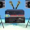 Bộ dàn karaoke gia đình HO 38