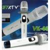 dàn karaoke gia đình chuyên nghiệp với micro Việt KTV