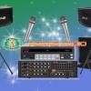 Phối ghép loa karaoke BMB trong dàn karaoke gia đình