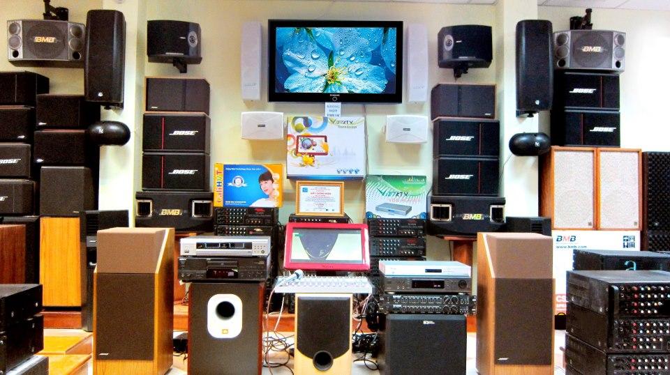 Loa Bose karaoke 601,10.2,363,301seri 2,seri 3 ,CD Denon 1650AL,Amply sansui 5000A - 1