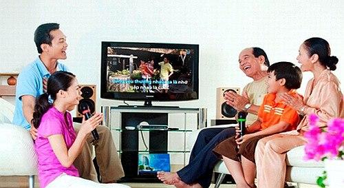 Chọn Mua Loa Karaoke gia đình