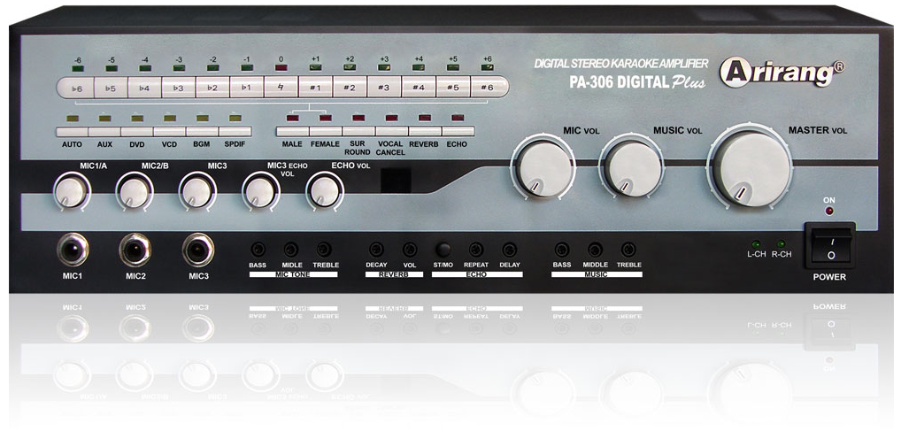 Amply Arirang PA-306 DIGITAL Plus