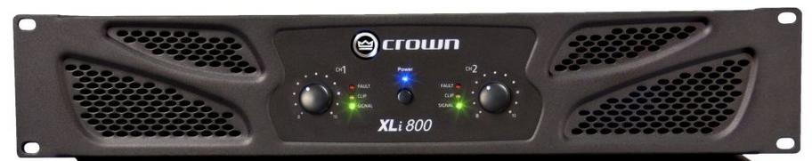 Công suất đẩy Crown 800