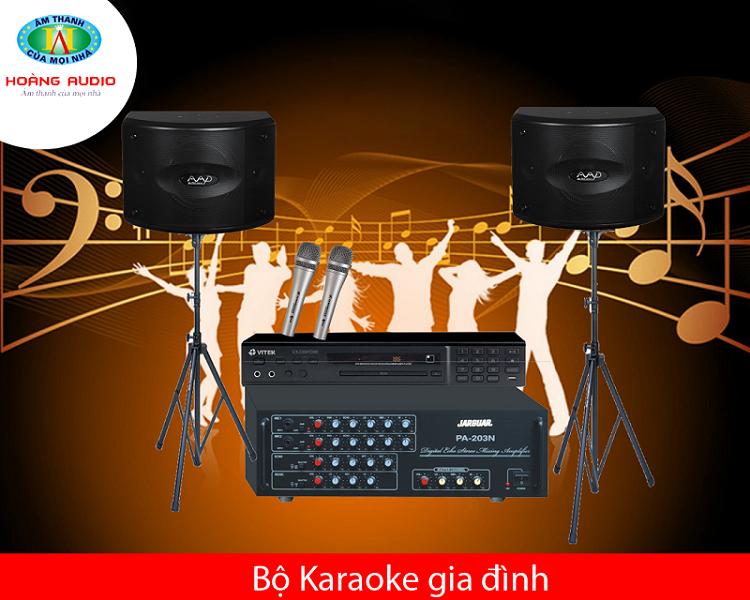 Dàn karaoke giá rẻ HA-03