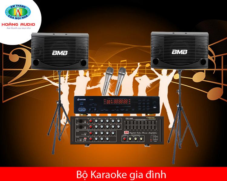 Dàn karaoke cao cấp HA-05