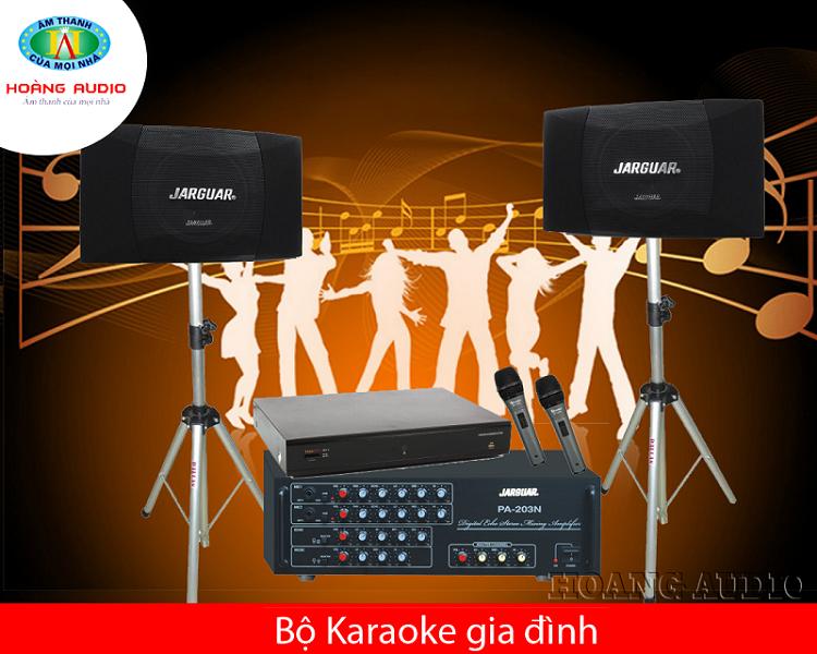 bo karaoke gia dinh 07 Dàn karaoke cao cấp HA 07