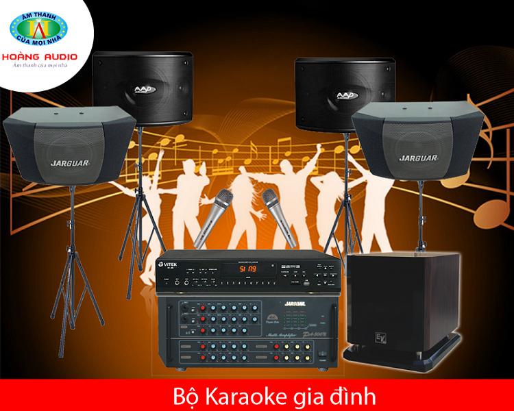Bộ dàn karaoke cao cấp HA-10