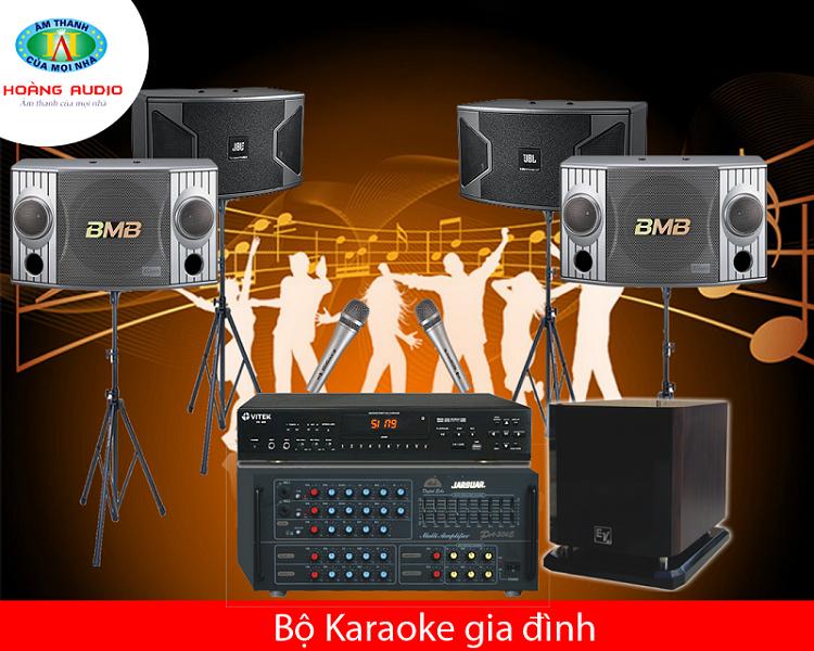 Dàn karaoke cao cấp HA-14