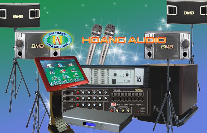 Bộ dàn karaoke kinh doanh số 4