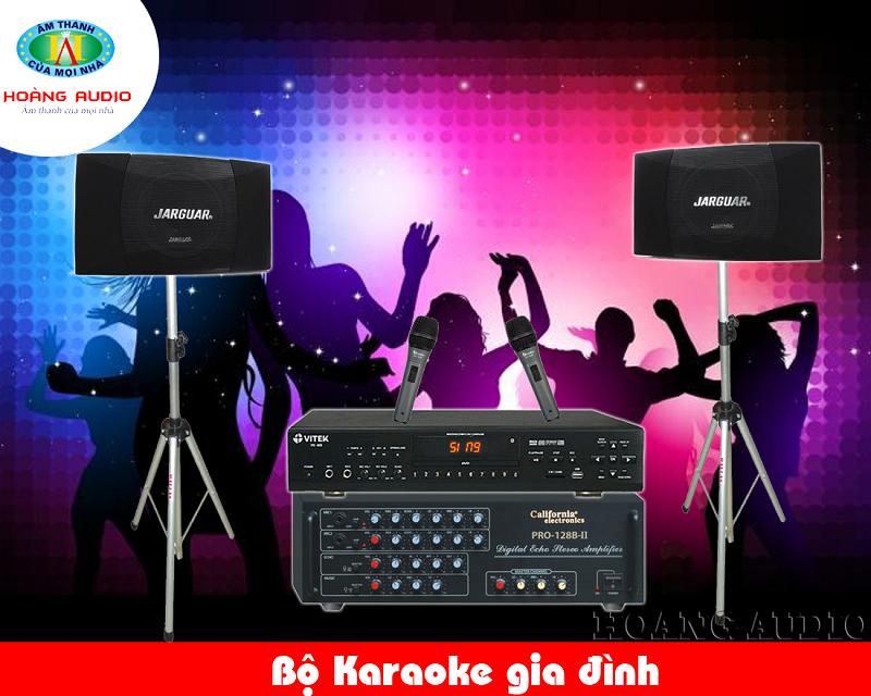 Dàn Karaoke gia đình mức giá tầm trung HA-20