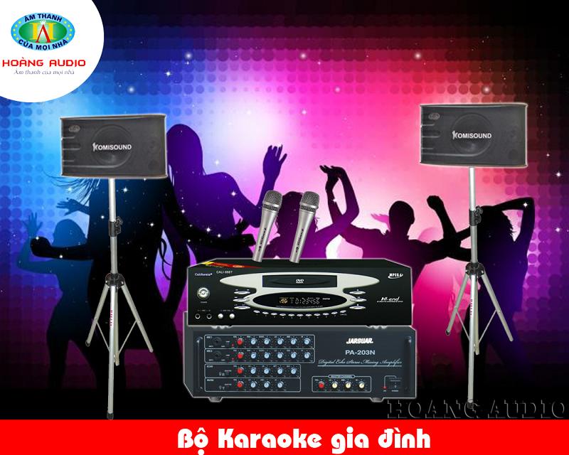 Dàn Karaoke gia đình giá rẻ HA-22