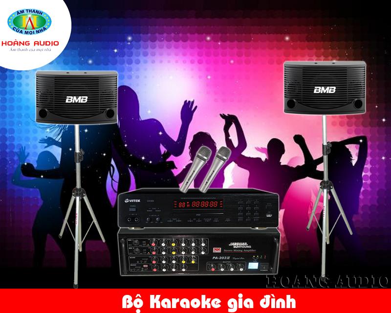 Dàn Karaoke gia đình HA-25