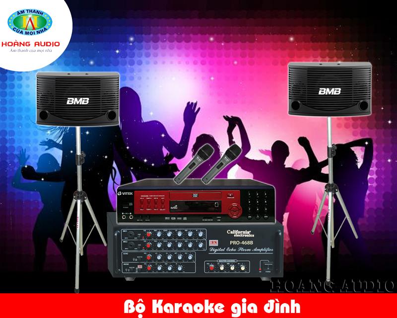 Dàn Karaoke gia đình HA-26