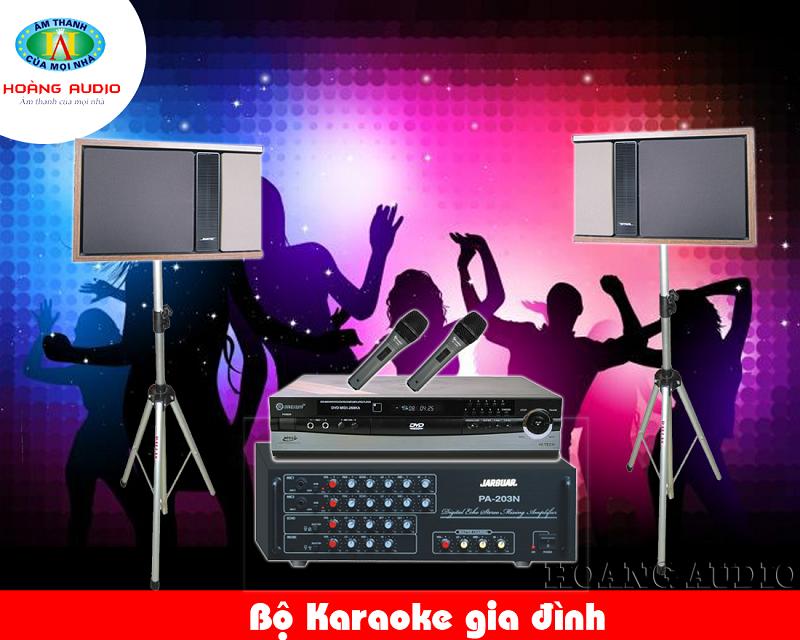 Dàn Karaoke gia đình tầm trung HA-28