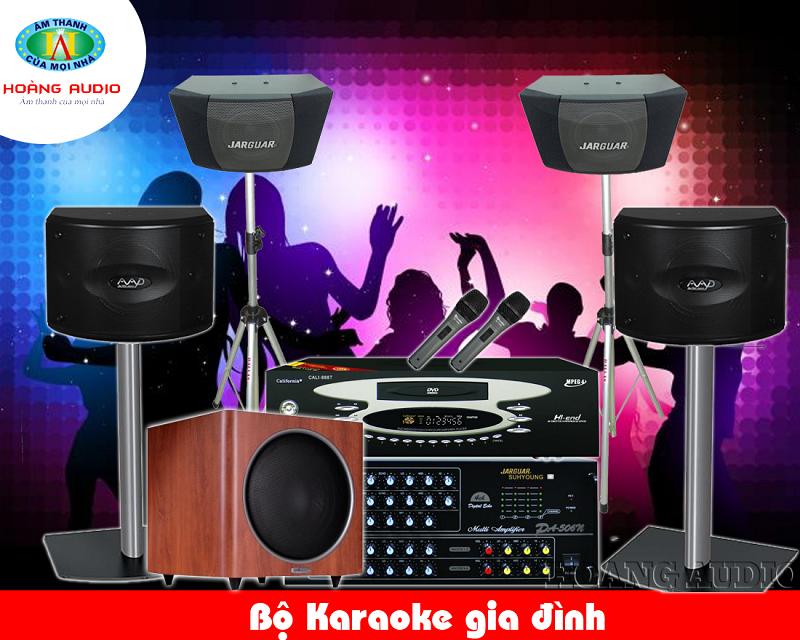 Dàn Karaoke gia đình cao cấp HA-35
