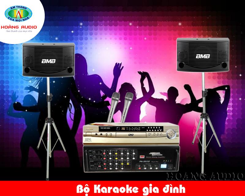 Dàn Karaoke gia đình HA-21