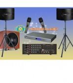 Dàn karaoke kinh doanh trọn bộ 33 triệu