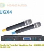 Micro Shure Ugx4