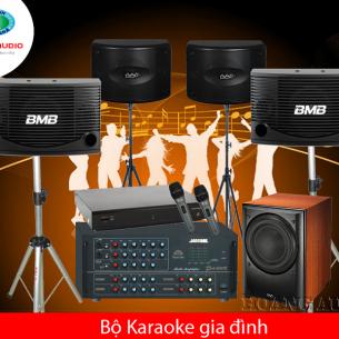 Bộ dàn karaoke cao cấp HA-15