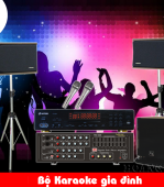 Dàn karaoke mức giá tầm trung HA-32
