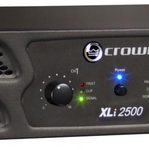 Công Suất Crown XLi 2500