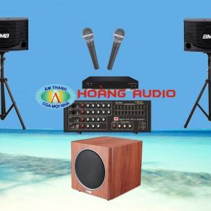 Bộ dàn karaoke gia đình HO 07