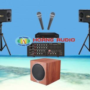 Bộ dàn karaoke gia đình HO 08