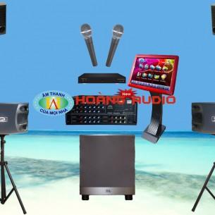 Bộ dàn karaoke gia đình HO 14
