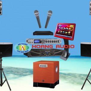 Bộ dàn karaoke kinh doanh HO 15