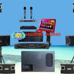 Bộ dàn karaoke kinh doanh HO 17