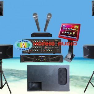 Bộ dàn karaoke kinh doanh HO 19