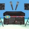 Bộ dàn karaoke gia đình HO 23
