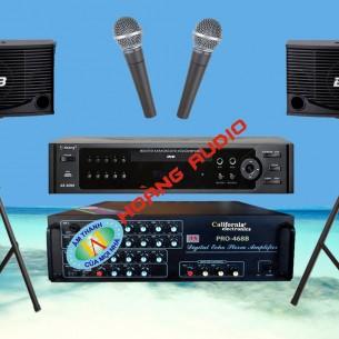 Bộ dàn karaoke gia đình HO 25