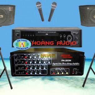 Bộ dàn karaoke gia đình HO 28