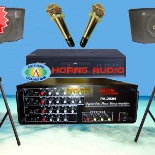 Bộ dàn karaoke gia đình HO 31