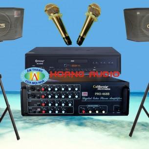 Bộ dàn karaoke gia đình HO 37